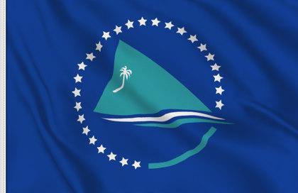 Drapeau Communauté du Pacifique