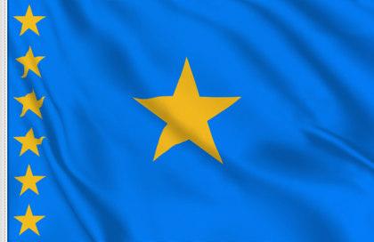Drapeau République démocratique du Congo (1960-1963)