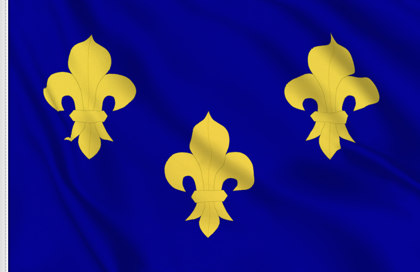 Drapeau Royaume de France (1370-1792)