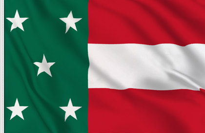 Drapeau République du Yucatan (1841-1848)