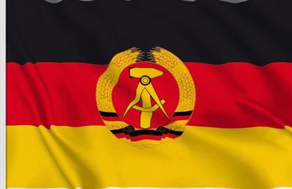 Drapeau République Démocratique Allemande (1949-1990)