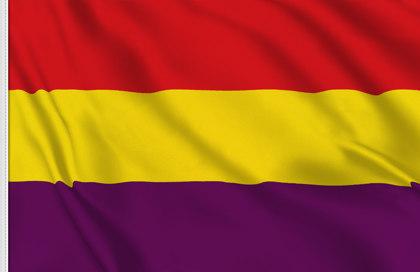 Drapeau Seconde République espagnole (1931-1939) (Civil)