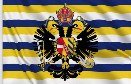 Drapeau Saint Empire Romain Germanique (1737-1806)