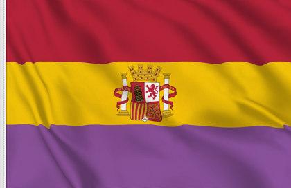 Drapeau Seconde République espagnole (1931-1939) (État)