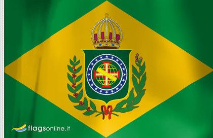 Drapeau Empire du Brésil (1822-1889)