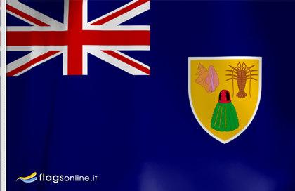 Drapeau Turks et Caiques