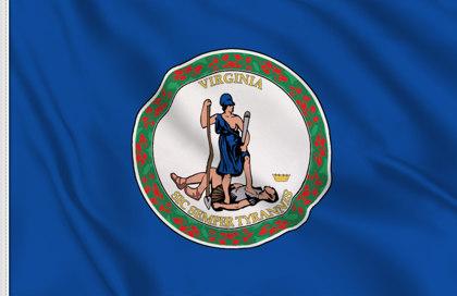 Drapeau Virginie