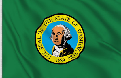 Drapeau État de Washington