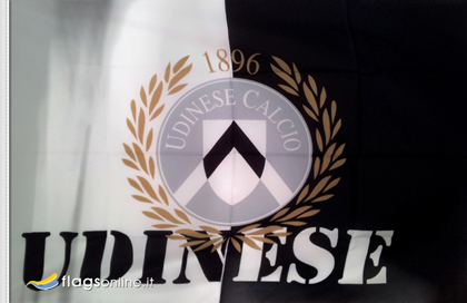 Udinese fahne