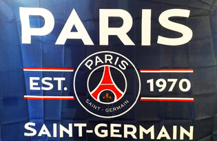 Drapeau Paris Saint-Germain