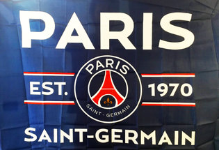 Drapeau PSG