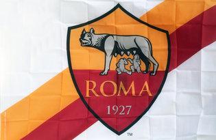 Drapeau AS Roma