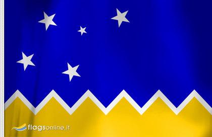 Drapeau Région de Magallanes et Territoire chilien de l'Antarctique