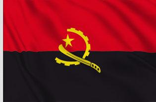 Drapeau de table Angola