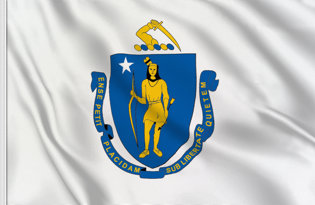 Drapeau Massachusetts