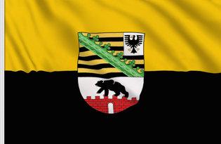 Drapeau Saxe-Anhalt