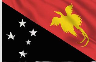 Drapeau Nouvelle-Guinee