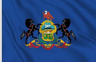 Drapeau Pennsylvanie