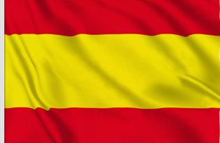 Drapeau Espagne civil