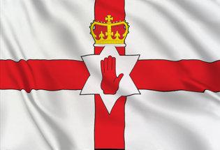 Drapeau Irlande du Nord (1953-1972)