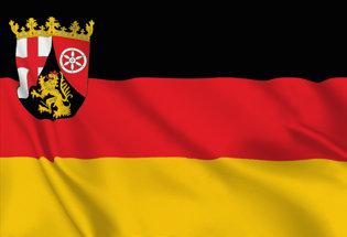 Drapeau Rhenanie-Palatinat