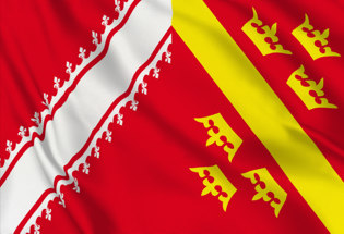 Drapeau Province d'Alsace