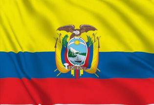 Drapeau Équatorien