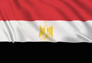 Drapeau Egyptien