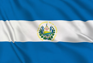 Drapeau Salvadorien (État)
