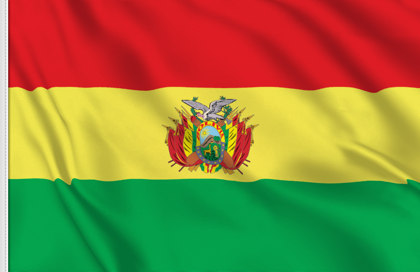 Drapeau Bolivien (État)