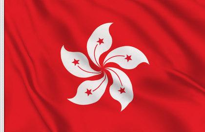 Drapeau Hong Kong