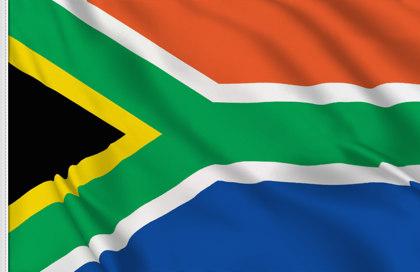 Drapeau Sud-Africain