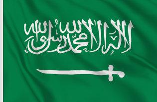 Drapeau de table Arabie Saoudite