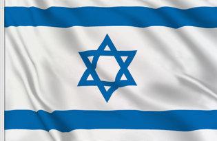 Drapeau de table Israel