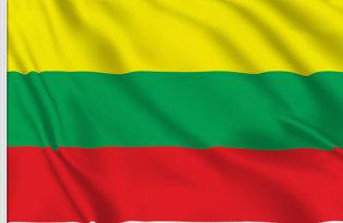 Drapeau de table Lituanie