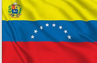 Drapeau de table Venezuela