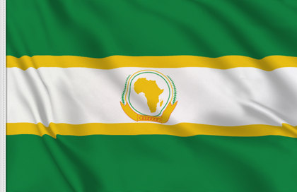 Drapeau Union Africaine 2004 - 2010