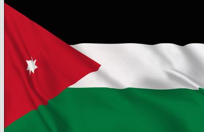 Drapeau Transjordanie (1921-1946)