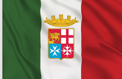 Drapeau Italie (Marine militaire)