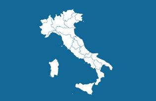 Drapeaux régions italiennes
