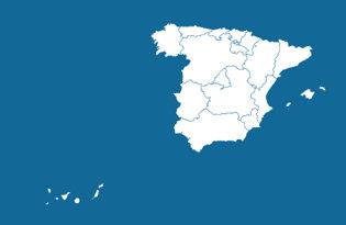 Drapeaux régions espagnoles