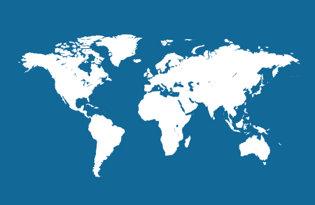 Drapeaux régions reste du monde