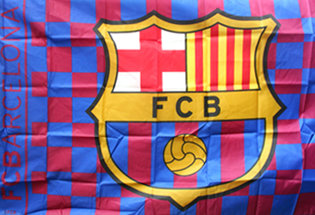 Drapeau FC Barcelone