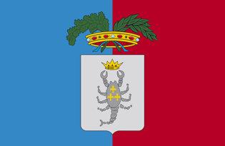 Drapeau Province de Taranto