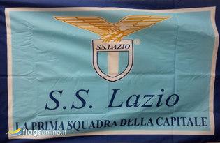 Drapeau SS Lazio de Rome