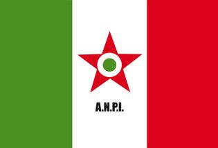 Drapeau Association Nationale des Partisans Italiens