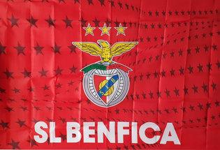 Drapeau officiel Benfica Lisbonne