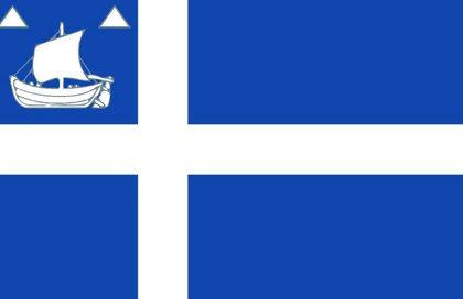 Drapeau de l'Île d'Olonne
