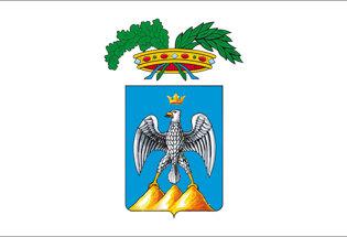 Drapeau Province de L'Aquila