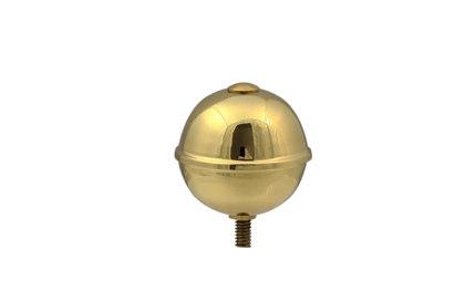 Pomme ronde pour hampe de diamètre 50 mm